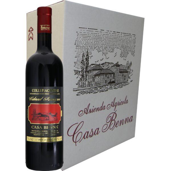 Cabernet Sauvignon Scatola